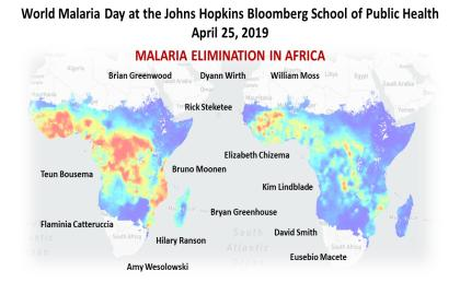 Johns Hopkins Malaria Research Institute - Centers and