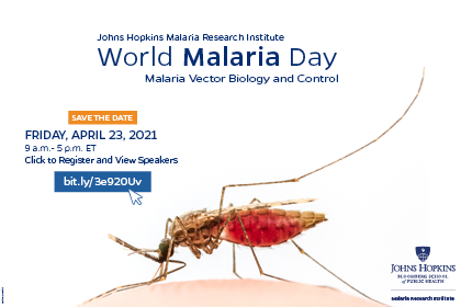 Jhu Academic Calendar 2022.Johns Hopkins Malaria Research Institute Centers And Institutes Research Johns Hopkins Bloomberg School Of Public Health